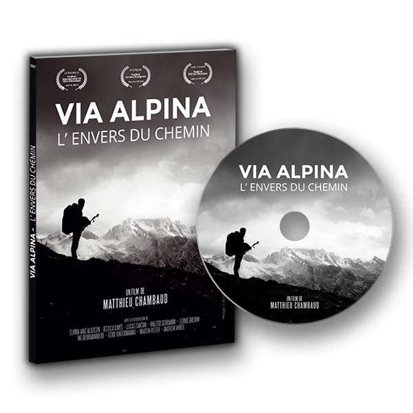 DVD Via Alpina