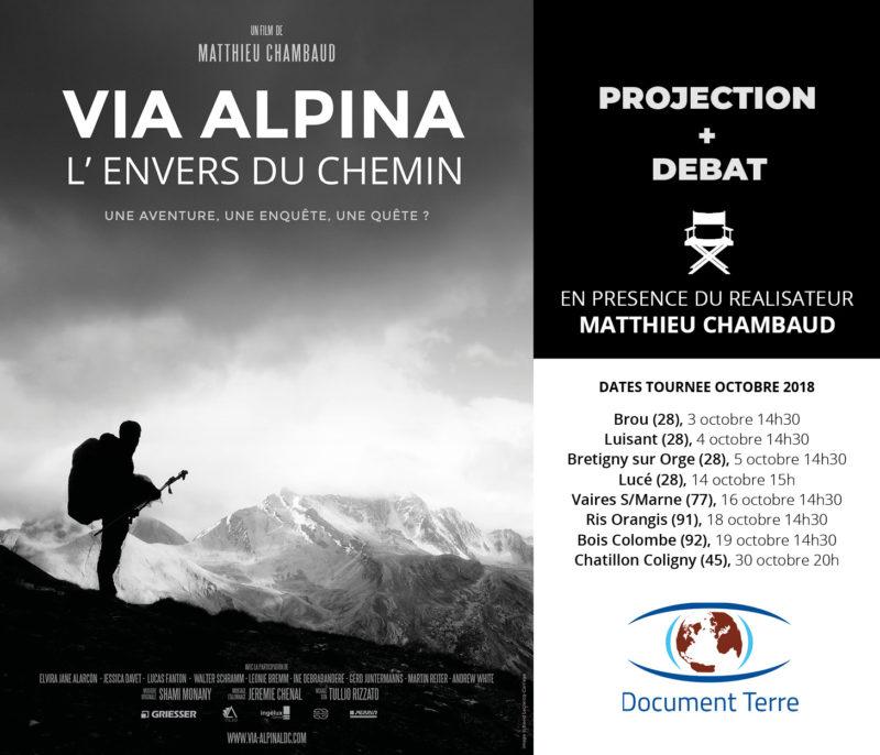 via alpina film octobre 2018