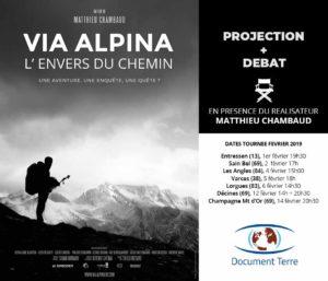 Via Alpina film