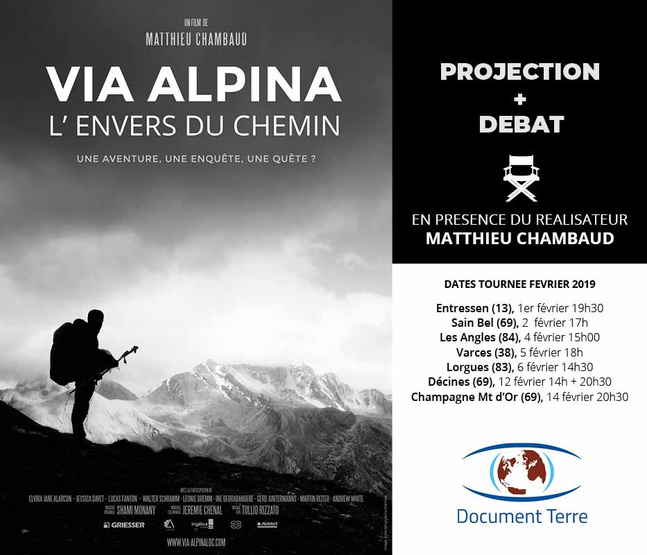 Via Alpina film